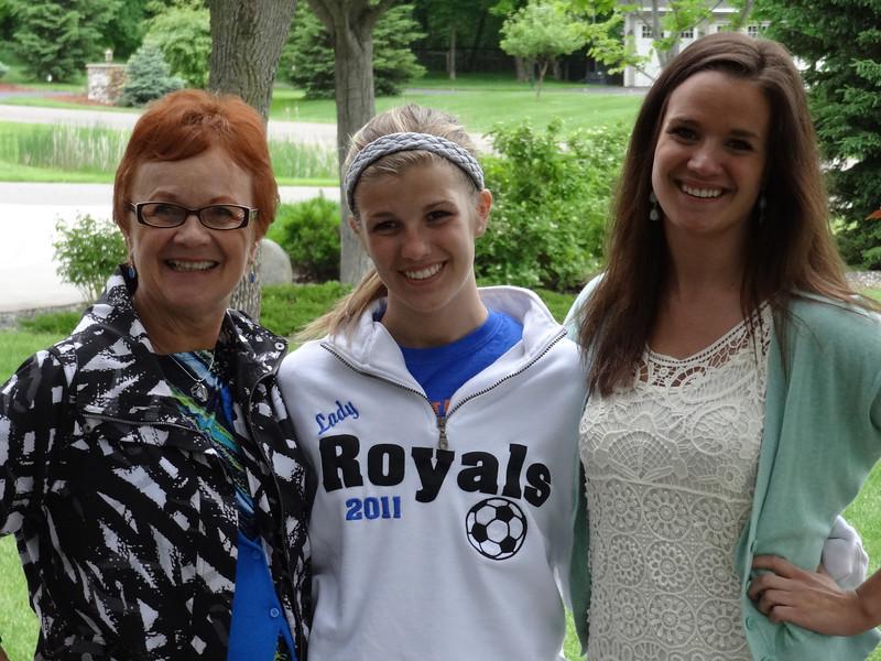 Grandma Vadis, Natalie and Colie