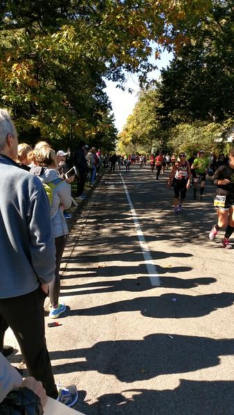 Leg Cramps at 20 miles - stretching