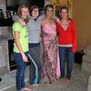 Natalie, Katie, Kelly, Colie