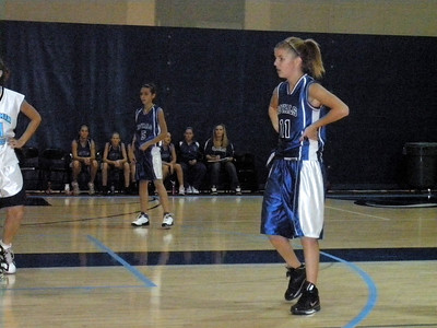 Natalie - Basketball - 2009-11-07