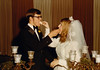 DOUG AND KAREN DUNCAN'S WEDDING<br /> St John's Episcopal Church, Fort Worth, Texas - January 22, 1972<br /> <br /> The stuffing of the mouths. What a glamorous tradition, huh?