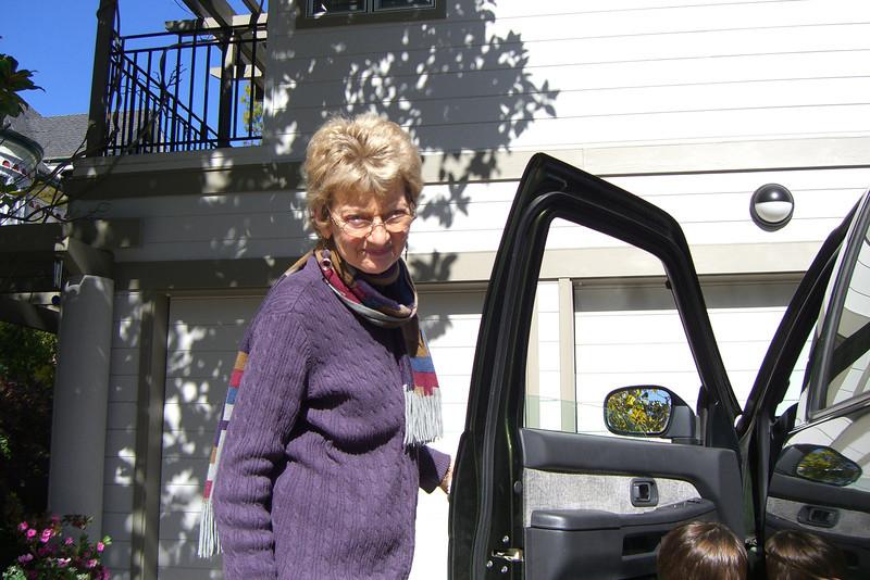 Marian and Albany SUV