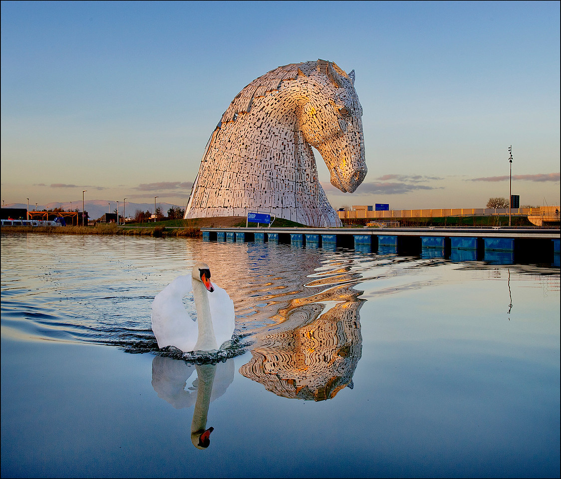 Kelpies, Grangemouth