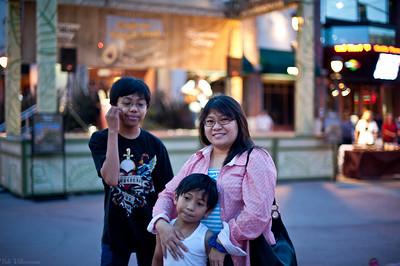 Downtown Disney 2011