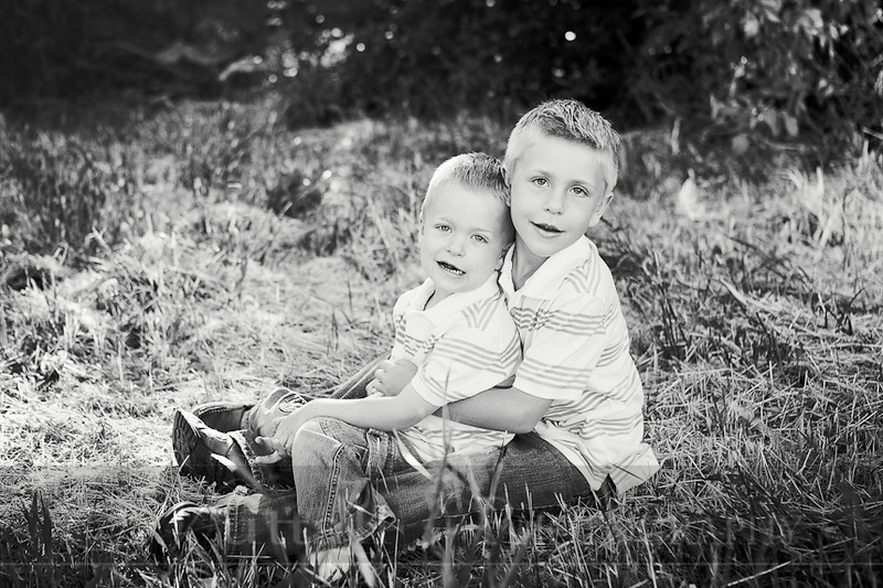 Doxey Family 39bw