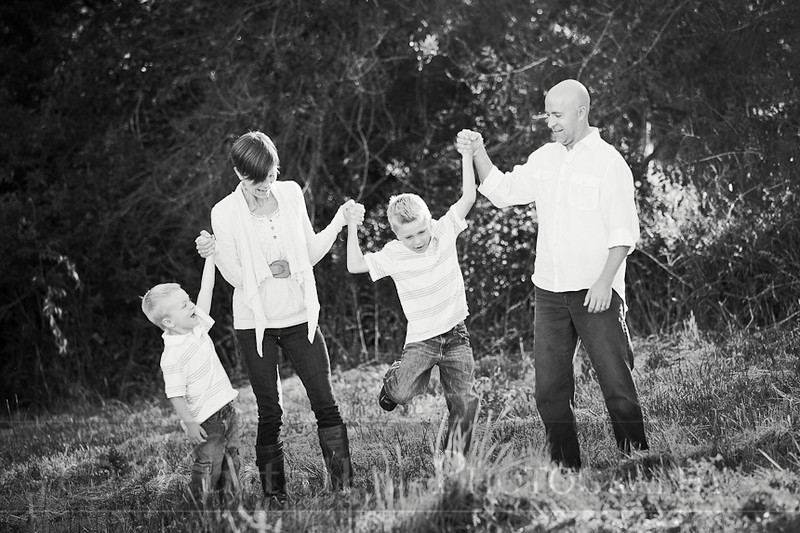 Doxey Family 11bw