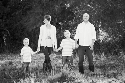 Doxey Family 09bw