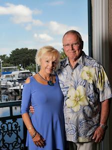 Dr. Bill and Melanie Jackman