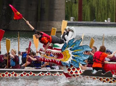 U-Dragon-U Dragon Boat Races