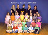 2009-2010 Mother's Day Out - Makayla Miles, 2nd row back, 2nd from left