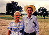1991 c  - Joyce and Berley Hightower, Lometa, TX