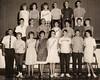 LOMETA SOPHOMORES - 1965<br /> Middle row- Sammy Brister, Billie Hightower, Bryon Alexander, Mary Hightower