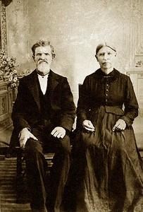 JOSEPH HENRY AND RACHEL STARR CURTIS