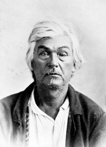TOM STARR - c. 1883  This is the man who brought Cherokee blood into our family. He and his father, James, and his grandfather, Caleb, were leaders within the Cherokee Nation, and were involved with the Cherokee Treaties of 1816 and1819, as well as the final Removal Treaty of December 1835. Tom's son, Samuel, married Myra Maybelle Shirley, whom everyone knows as the infamous Belle Starr. One of Tom's descendants (I'm not sure just who yet) was the father of Rachel Starr, who married Joseph Henry Curtis, becoming the parents of Easter Isabell Curtis who then married Benjamin Franklin Dodson. You can take it from there.