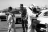 A GOODBYE KISS FOR KAREN<br /> Naval Air Station Dallas, Grand Prairie, Texas - April 12, 1971