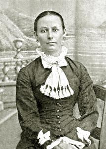 SUSAN D DODSON Daughter of Jesse J. Dodson's 2nd marriage