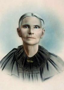 RACHEL GREEN DUNN DODSON  (Mrs William Pinckney Dodson) 1825-1907