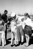 A KISS FOR STACEY<br /> Naval Air Station Dallas, Grand Prairie, Texas - April 12, 1971
