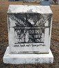 HUNT, WILLIAM FINIS<br /> Lometa Cemetery, Lometa, Texas