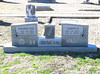 "DUNCAN, CLEMENTS WOODS ""SPEEDY"" and MARGARIETE (REED)<br /> Copperas Cove Cemetery, Copperas Cove, Texas"