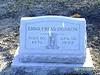 DODSON, EMMA FREAD<br /> Telico Cemetery, Ennis, Texas