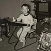 Robert E Dungan age 6, 1958