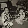 L. Ronald L Dungan age 16, Robert E Dungan age 6, 1958