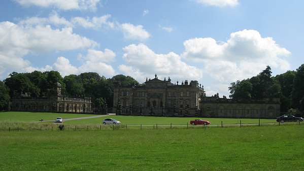 Dunscombe Park Yorkshire