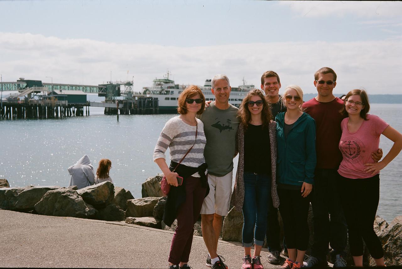 Edmonds Ferry