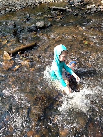 fun at the Eno River