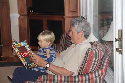 """I Spy"" with Granddad"