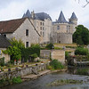 Chateau Verteuil and River Charente