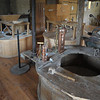 Fully working Watermill at Verteuil