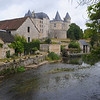 Chateau Verteui and River Charente