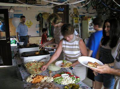 Dustin's HS Grad Party 2004