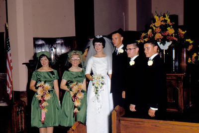 1963-09-22 - Wedding pictures