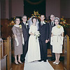 With parents - Opal & John Beatty, Jo, Dwaine, Dick & Catherine Voas