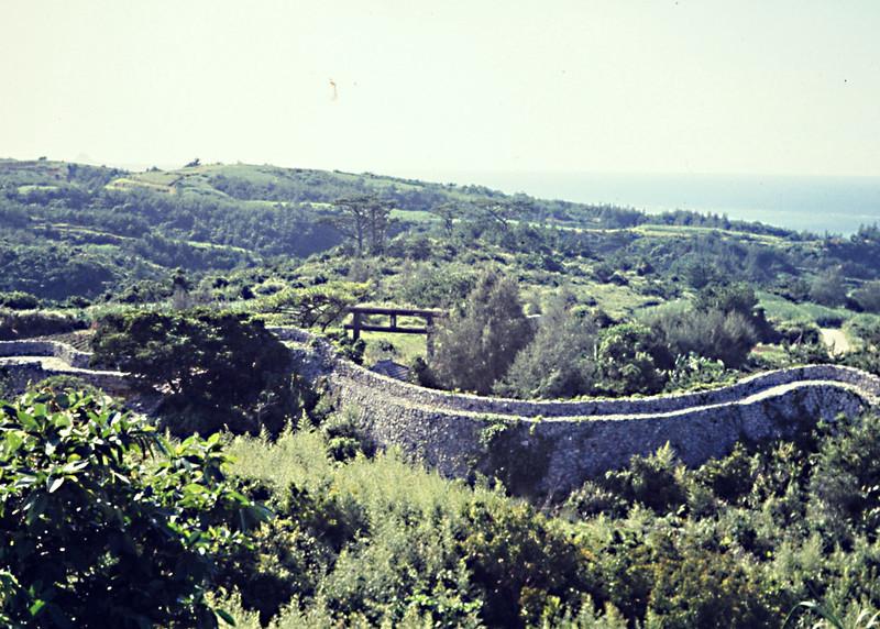 Castle Ruins - Wall