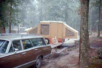1971-06 - KOA Campgrounds - near Petersburg, VA