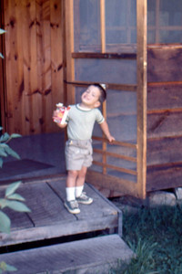 1969-08 - Randy at Echo Valley SD