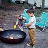 1971-06 - KOA Campgrounds VA - Jeff and Randy