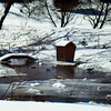 1969 - Spring thaw - spring in Bloomington, MN - no longer there