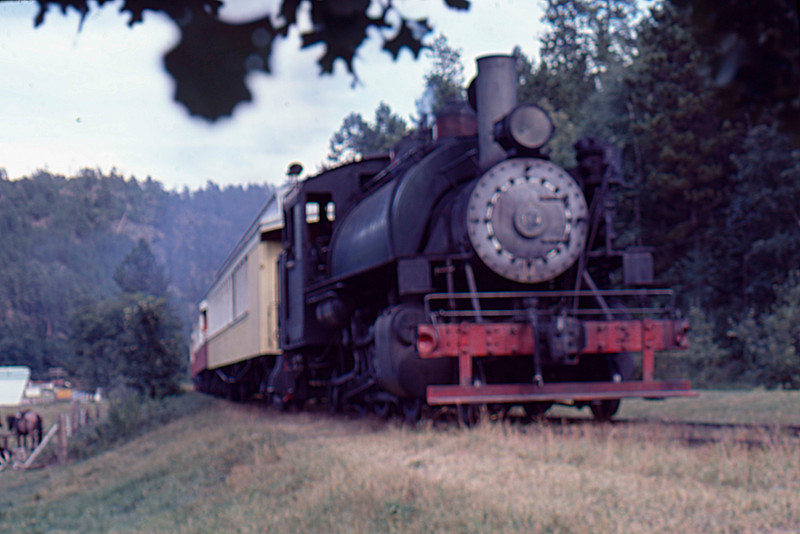 1969-08 - 1880's train at Echo Valley SD