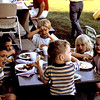 1973-07-04 - Back yard picnic
