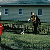 1973-09 - Playing ball with Grandpa John