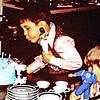 1973-01 - Randy's birthday cake