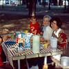 1973-09 - Randy, Opal, Jo - Camping at Lake Oakwood, SD