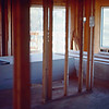 1974-11 - Stud walls up; sheet rock on floor