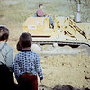 1974-09 - Randy and Jeff watching dozer