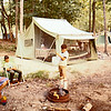 1977-07 - KOA Camp in rural Petersburg, VA